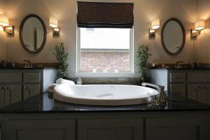 Tulsa Home Builders 541344652418047 Master Bath Front
