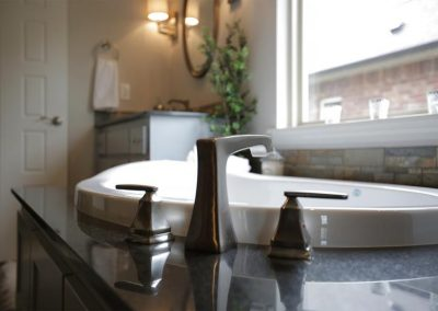 Tulsa Home Builders 610382377170026 Master Bath Close