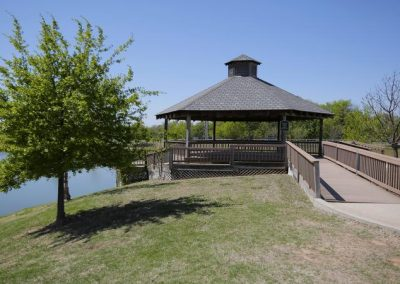 Tulsa Home Builders 669754553120583 Millicent Pond Gazebo