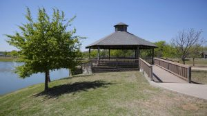 Tulsa Home Builders 669754553120583 Millicent Pond Gazebo