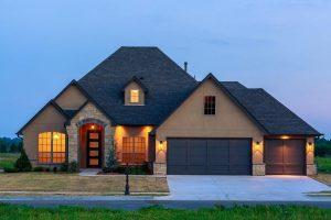 Tulsa Home Builders 725983541924506 Front Twilight 5418