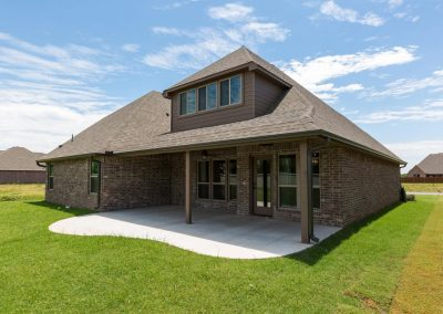 Tulsa Home Builders Monroe 1 536224570591002 Exterior 7 Monroe In The Estates At The River Shaw Tulsa New Home Builder