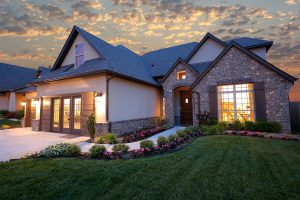Tulsa Home Builders Monterrey 699285487644374 Monterrey Twilight