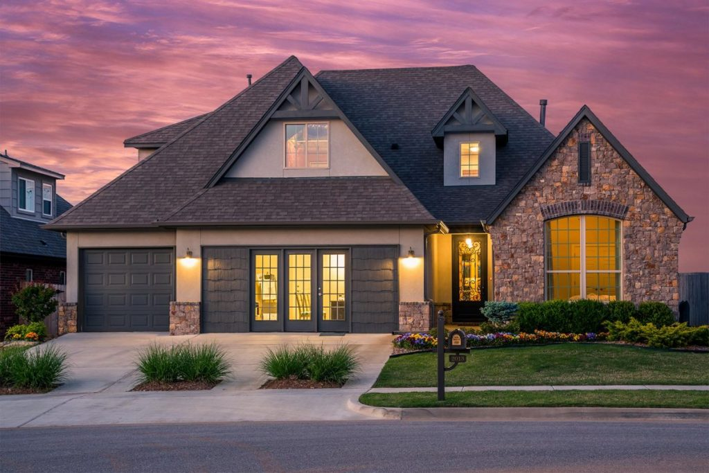 Tulsa Home Builders Redford 669727952219545 2013 Redford Twilight