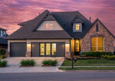 Tulsa Home Builders Redford 669727952219545 2013 Redford Twilight